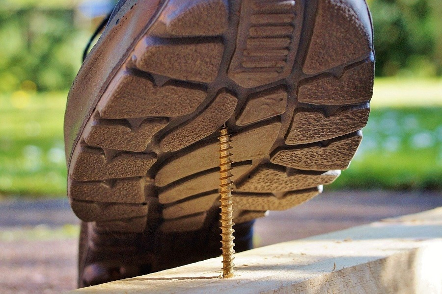 Les chaussures de sécurité