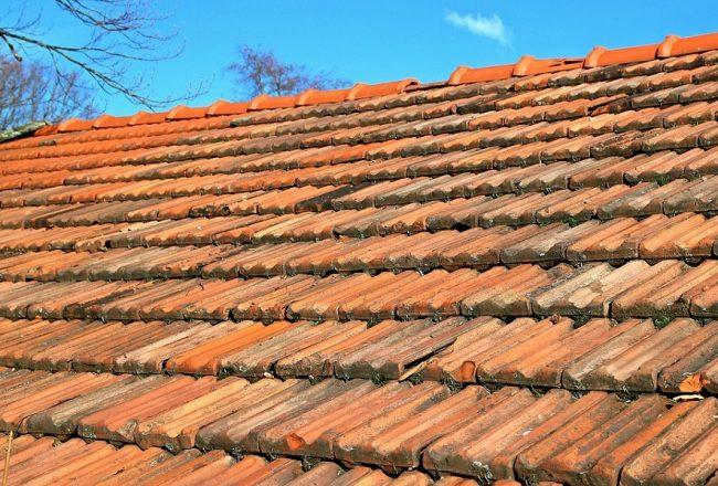 Noue de toiture